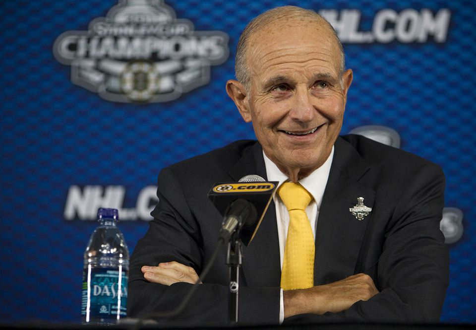 Jeremy Jacobs, who has owned the Bruins for 42 years, will enter the Hockey Hall of Fame later this year.