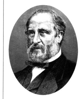 "William M. ""Boss"" Tweed, the politician, congressman, and leader of New York City's Tammany Hall."