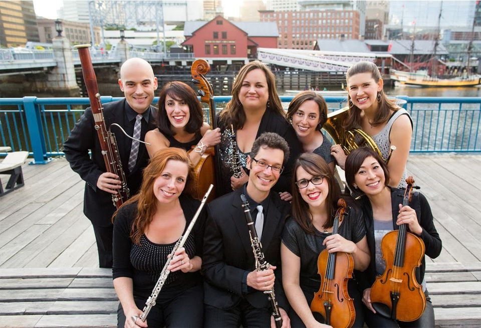 Radius Ensemble will perform at Concord Children's Center April 29.