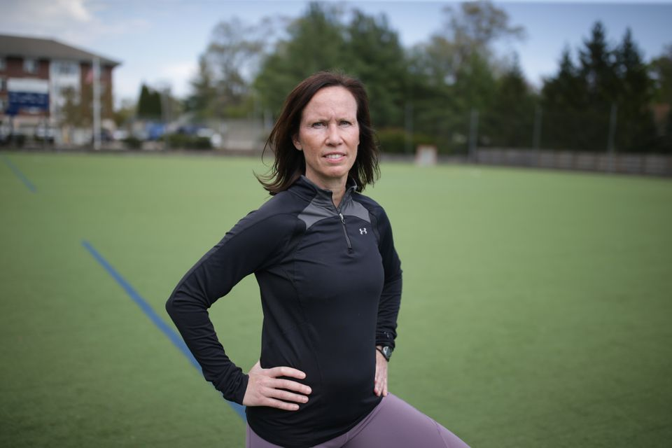 """Alison Foley, the winningest coach in the history of Boston College women's soccer, became troubled by the sharp rise in recruiting middle school girls through """"verbal commitments."""""""