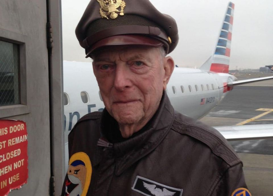 In 2015 Mr. Yellin attended the Air and Space Conference and National Convention in Washington.