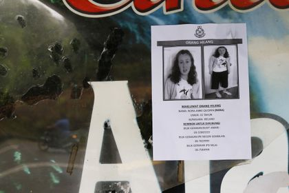Search for London 15-year-old girl missing in Malaysia enters 2nd