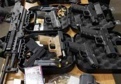 Tenn  men who prosecutor says visited Brockton to sell guns are held