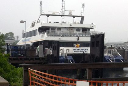 Ferry crashes in Hyannis Harbor, injuring six - The Boston Globe