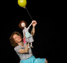 Boston-based troupe The Gottabees features creator Bonnie Duncan.