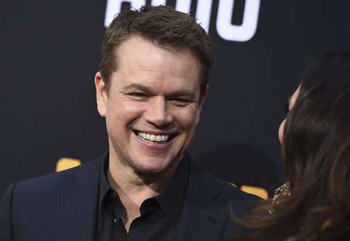 Matt Damon teams up wi...