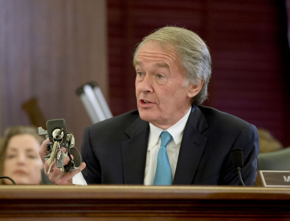 """Democratic Senator Ed Markey supports repealing the tax because of the """"large burden"""" it puts on middle-class families, his spokeswoman said. But he has said that the lost revenue would have to be replaced."""