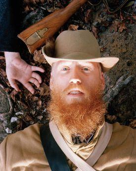 "Eliot Dudik's ""Ian Dillinger, 16th South Carolina, Died 45 Times (has died twice in one battle)"""
