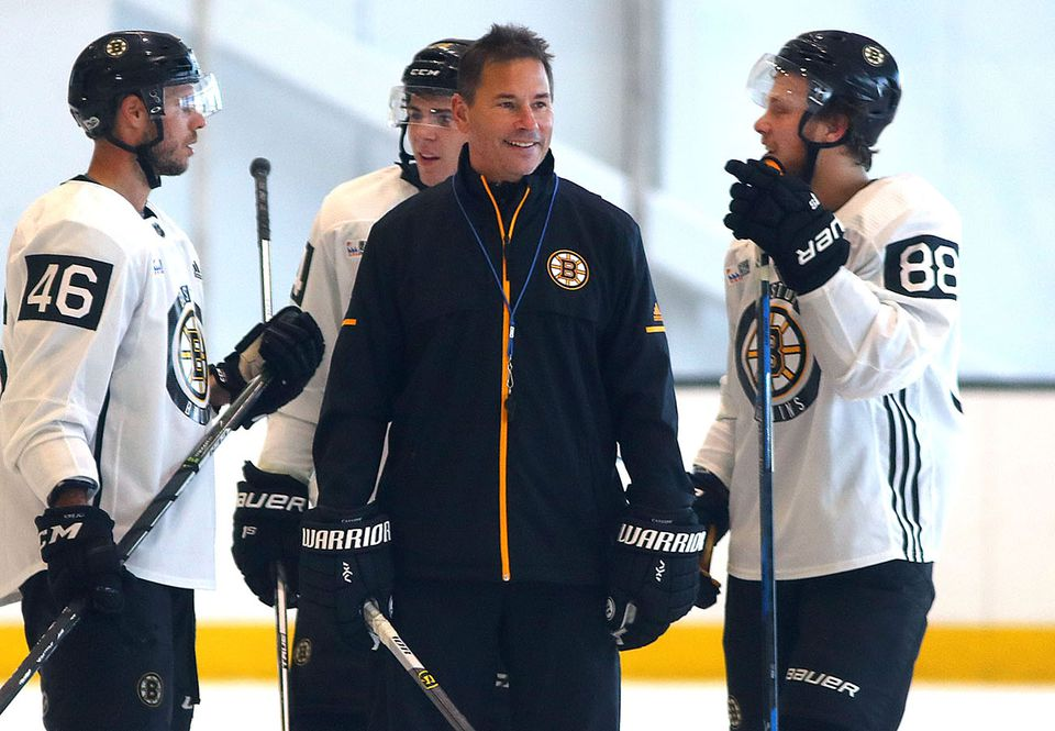 Bruce Cassidy has proved he's a championship-caliber coach in a city that's full of them.