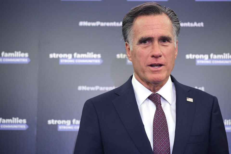 Senator Mitt Romney was the only voting senator to break ranks on a party-line vote to seat Michael Truncale on the US District Court for the Eastern District of Texas.