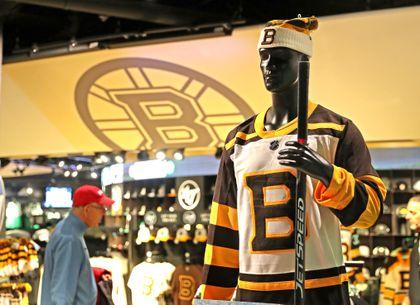 8b49916b Bruins unveil 2019 Winter Classic jerseys - The Boston Globe