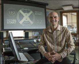 """Kareem Roustom, composer of """"Hurry to the Light"""""""