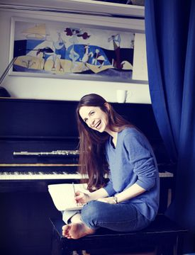 Emi Ferguson's arrangements of Bach will be performed at the Run AMOC! Festival.