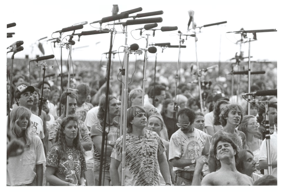 """A scene from Amir Bar-Lev's """"Long Strange Trip: The Untold Story of the Grateful Dead."""""""