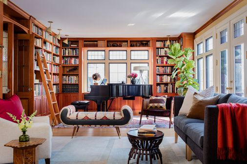 Rehabbing an Arts and Crafts-style stunner in Harvard Square