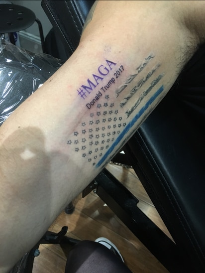 North End shop\'s offer of free Trump tattoos backfires - The Boston ...