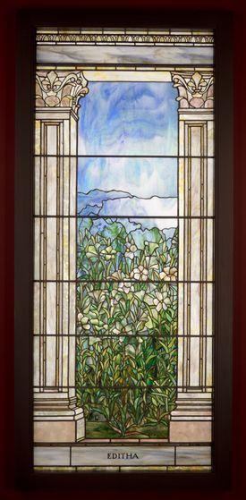 "Louis C. Tiffany's ""Resurrection"" (1899)"