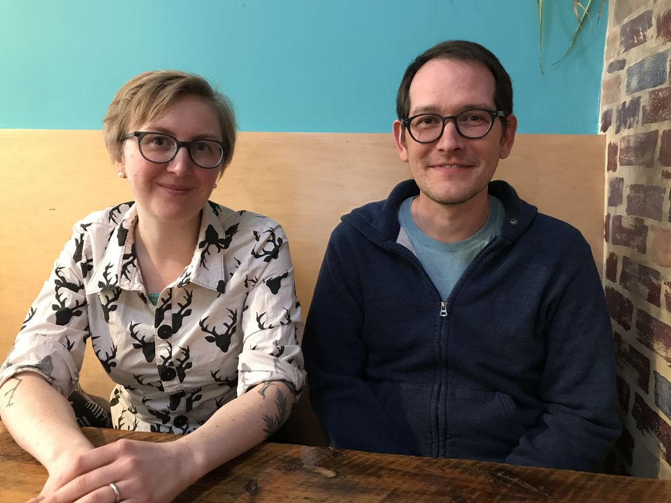 Lucy Valena and Jaime van Schyndel co-founded the software firm Raveler.