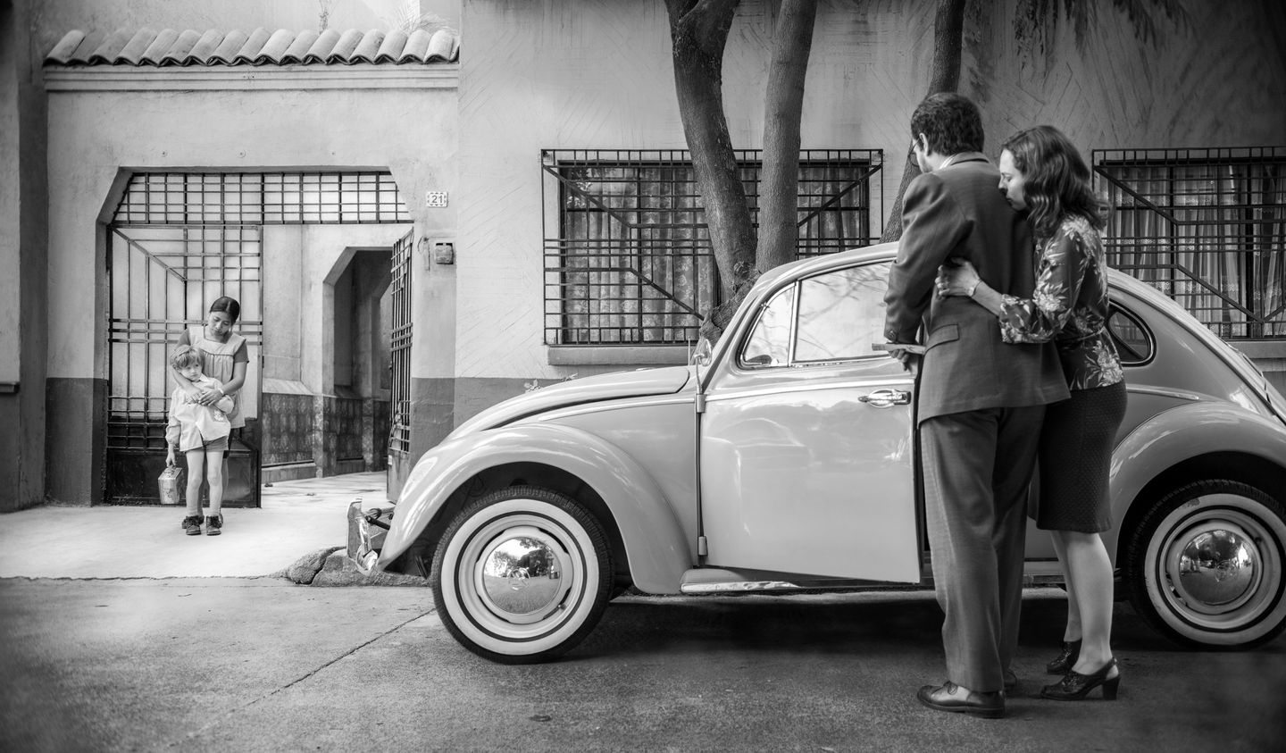 """Roma"" has fomented the darkest impulses within Mexico. And much of this has been missed or ignored by the American media."