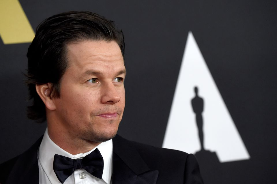 Actor Mark Wahlberg in Hollywood on Nov. 8.