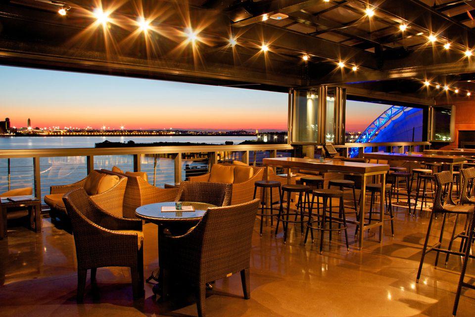 Legal Harborside, third floor Promenade Deck.