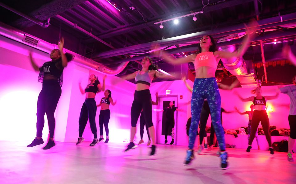 Trillfit quietly opened its doors last month, but the grand opening is this weekend.