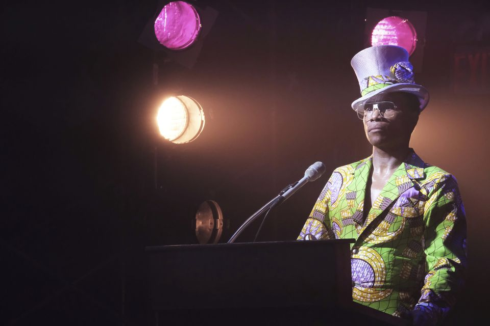 """Billy Porter was nominated for best actor in a drama series for his role in """"Pose."""""""