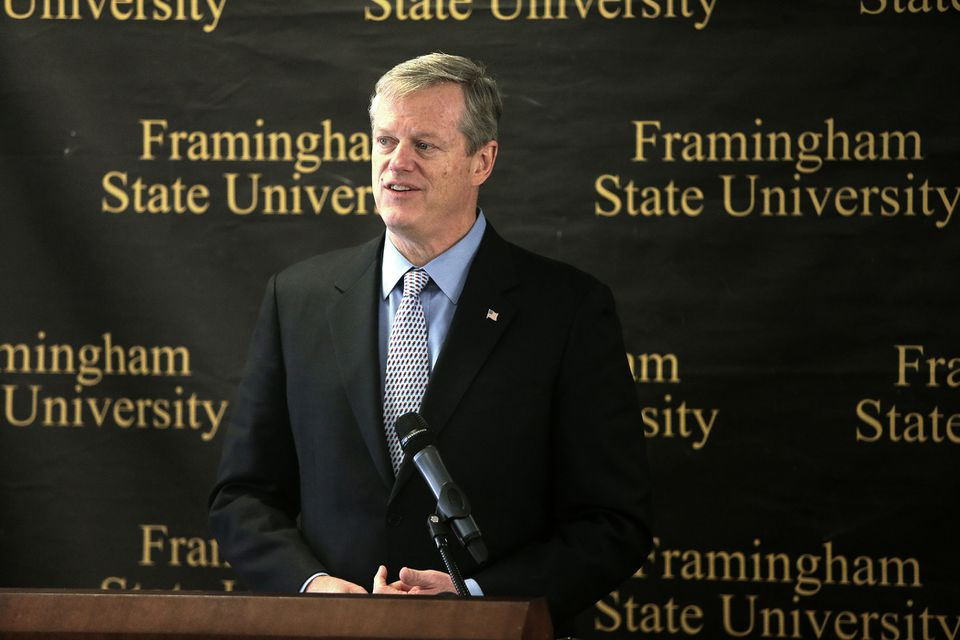 Governor Charlie Baker announced the program on Thursday as part of a rollout of $3 million in grants to organizations that help homeless youths.