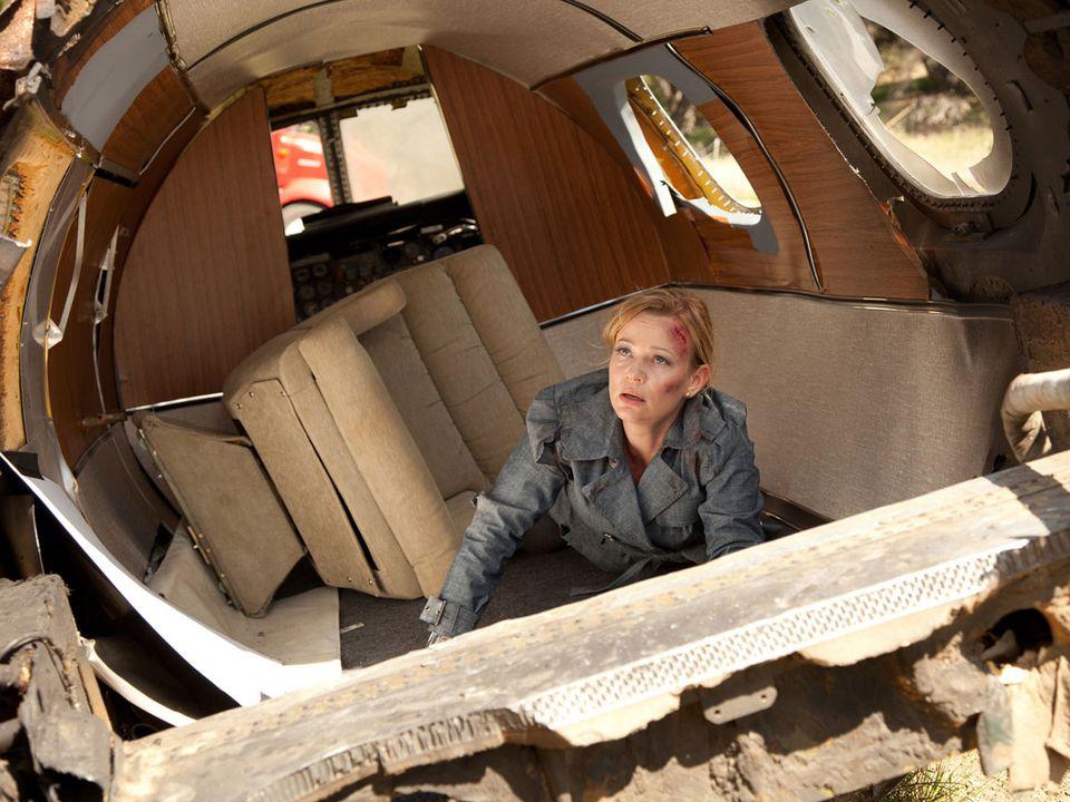 "Samantha Mathis stars as Dagny Taggart in ""Atlas Shrugged Part II."""