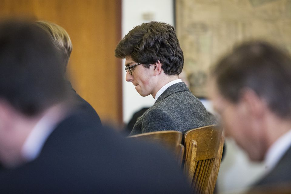 Owen Labrie is appealing his conviction for sexually assaulting a girl while both were students at St. Paul's School in New Hampshire.