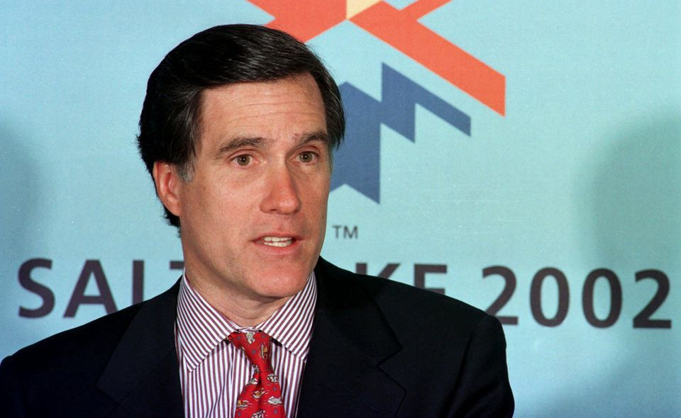 The organizing committee of the 2002 Salt Lake City Olympics, headed by Mitt Romney, kept a tight grip on its financial documents.