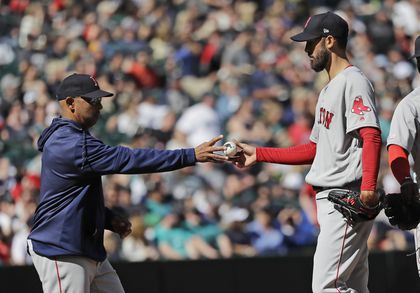 8a57e6be6a195 Could light spring workload be the cause of Red Sox rotation's abysmal  start?