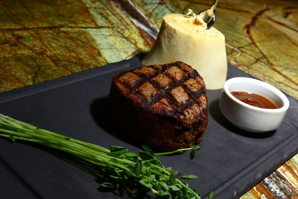 Filet mignon, a favorite at Chopps American Bar and Grill.