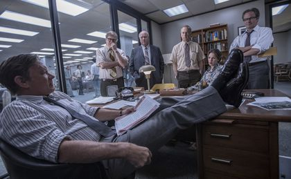 Streep, Hanks take the lead in 'The Post' - The Boston Globe