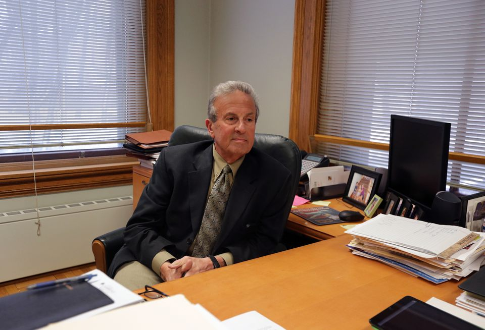 Incoming Cambridge City Manager Richard C. Rossi will be the highest paid municipal manager in the state.