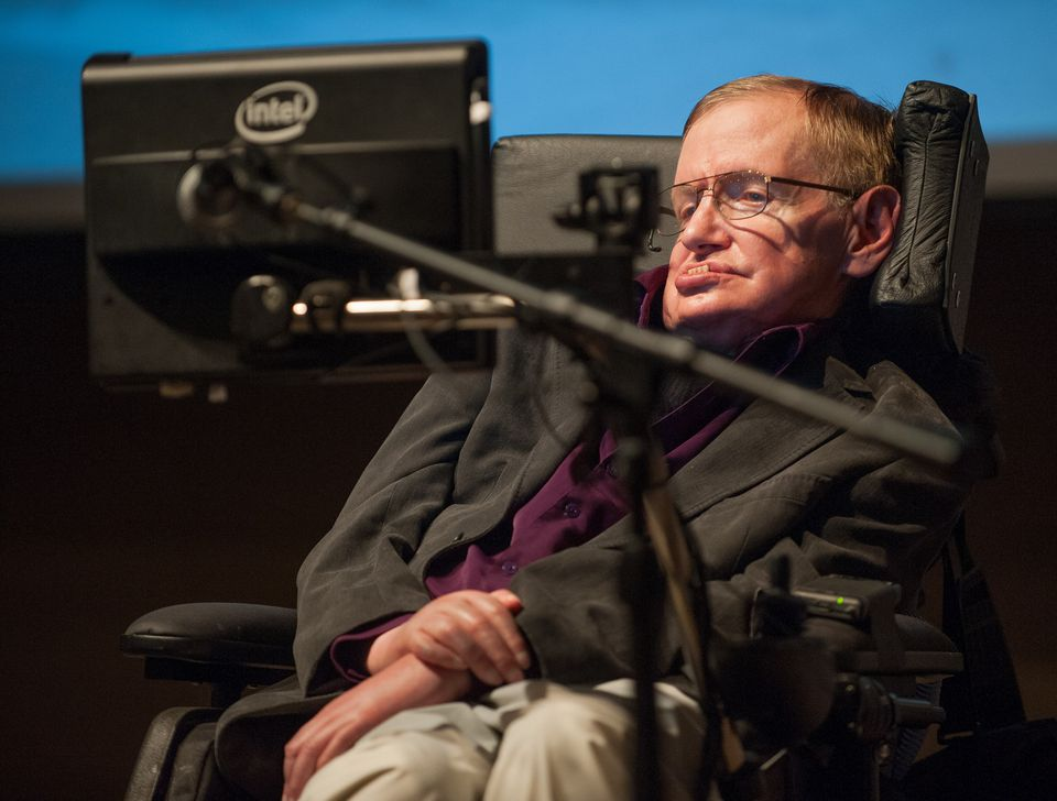 Stephen Hawking said he can get ''very lonely'' because some are afraid to talk to him or don't wait for his answer.