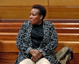 Jacqueline Kawere was charged with stealing nearly $5,000 from Stanley Berman but the case dragged on for years and by its conclusion, Berman was living in a Brighton nursing home.