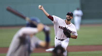 Game 120: Angels at Red Sox lineups and notes - The Boston Globe