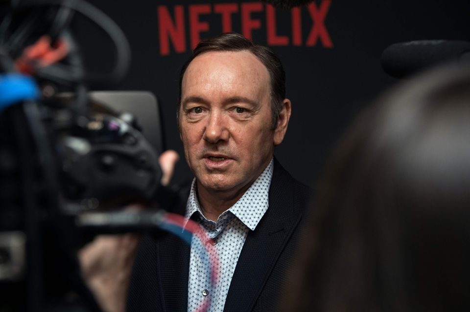 Kevin Spacey in 2016.