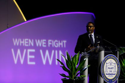 Best Of Boston 2020 Mayor Walsh at NAACP convention in Detroit; Boston will host in