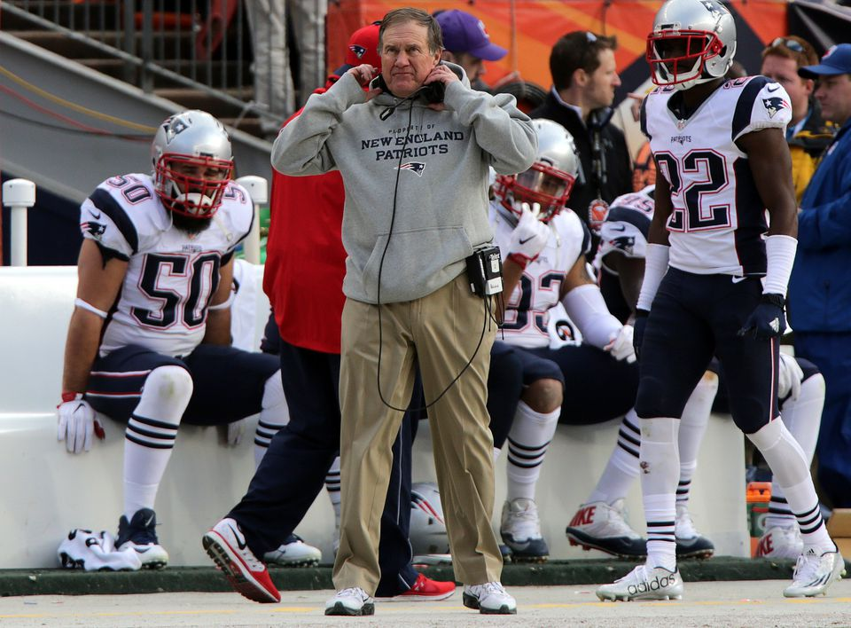 Bill Belichick searches for players who have a team-first attitude.