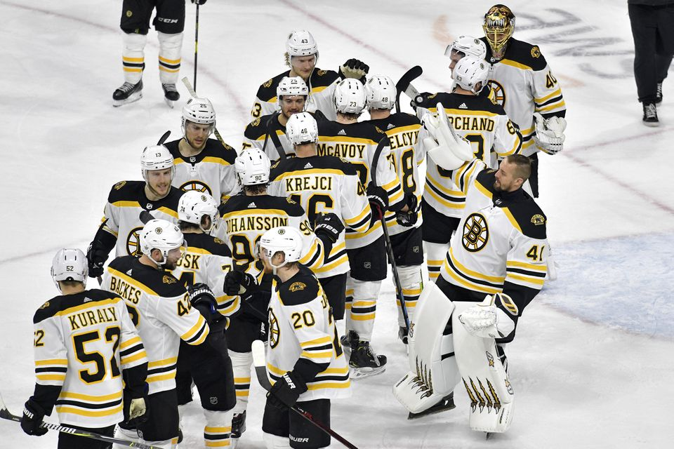 Tuesday's win in Raleigh was their sixth in a row, as things seem to be lining up well for the Bruins.