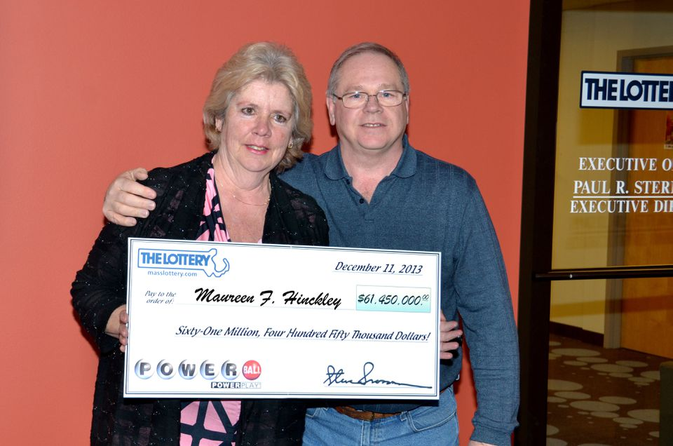 Maureen and Stephen Hinckley hope to visit many national parks now that they have the opportunity.