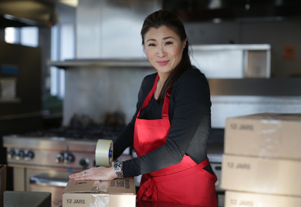 Ruby Chan is founder and CEO of Fresh Zen Foods.