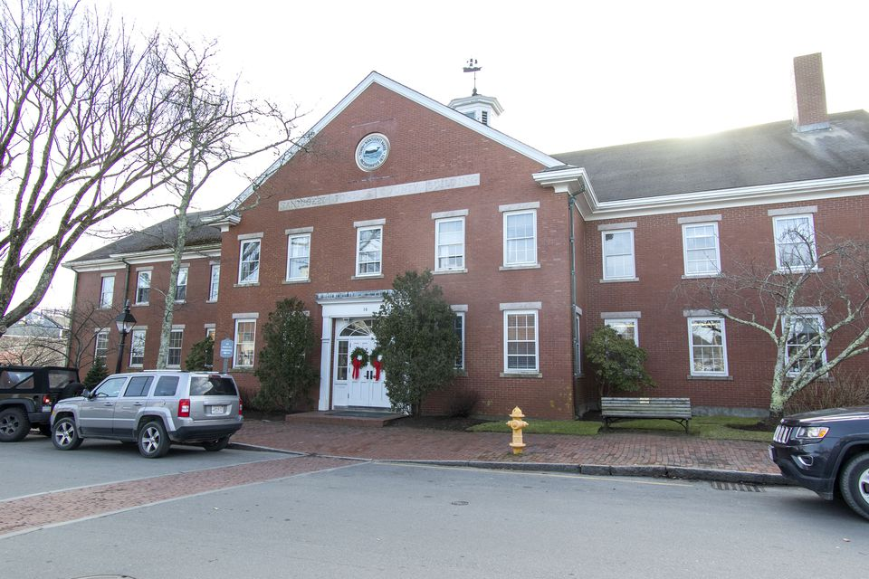 Nantucket District Court is located on the second floor of the downtown Nantucket Town and County Building.
