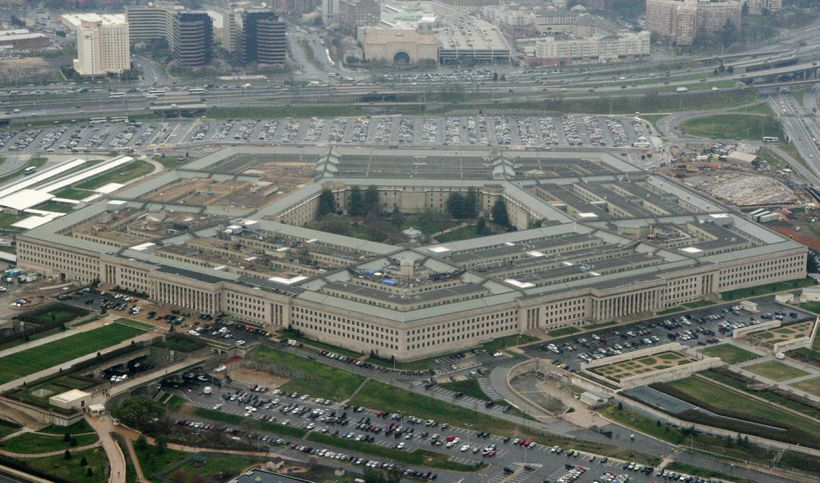 At the heart of the dispute between Republicans and Democrats is a disagreement over how much money Congress should allocate to the Pentagon and military this year.