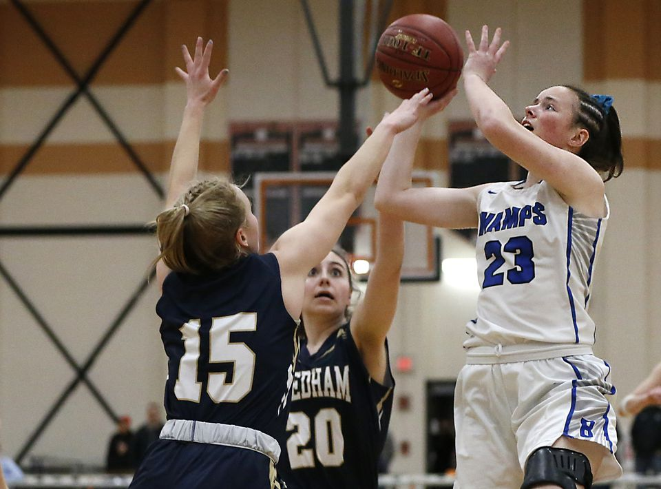 Emma Hume and Braintree defeated Needham in the Division D1 South final.