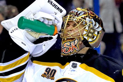 Mask Outfitter Broke Mold For Nhl Goalies The Boston Globe