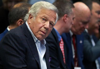 28f13ea13 Robert Kraft is charged with soliciting prostitution in Fla. - The ...