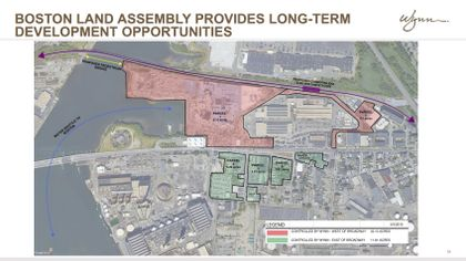 Wynn Resorts hints at future development by Everett casino - The